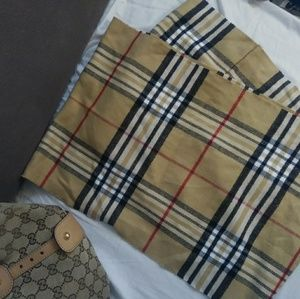 Accessories - Plaid Infinity Scarf NWOT